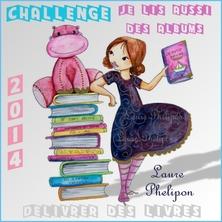 Récapitulatif Challenge Je lis aussi des albums 2014