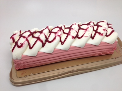 #1 NJ6 Buche chantilly framboise