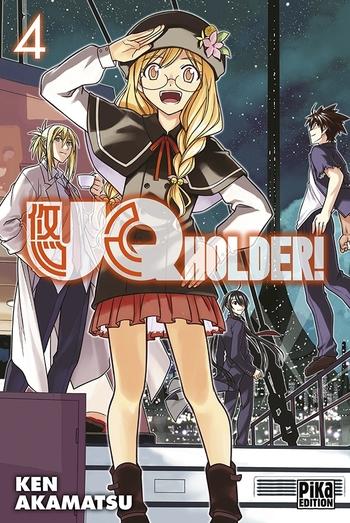 UQ Holder 4