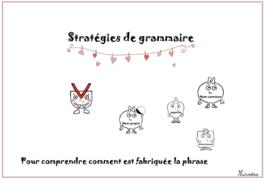 Routines et stratégies de grammaire