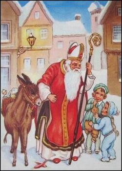 11. Mon ami Saint Nicolas
