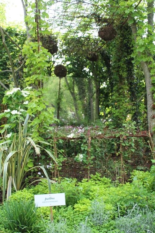 Jardins de Paradis à Chaumont sur loire