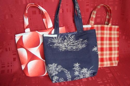 Petits sacs pour les Mamies !