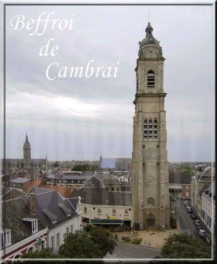 Beffroi de Cambrai