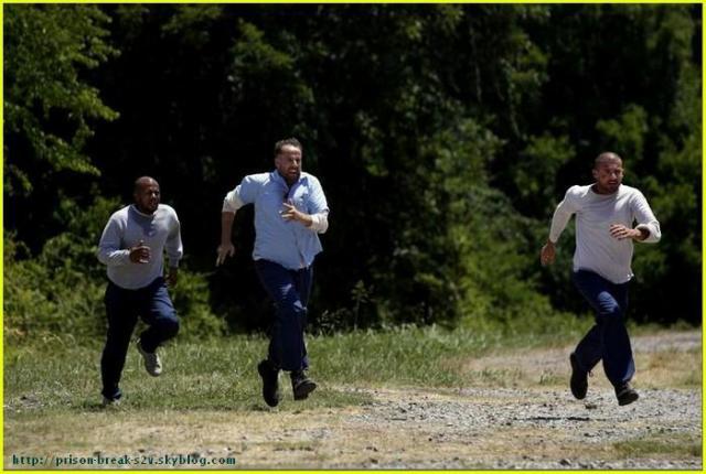 Prison Break Saison 2 Episode 01