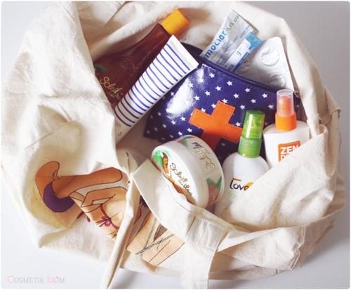 Dans mon sac de plage : les indispensables pour toute la famille cet été