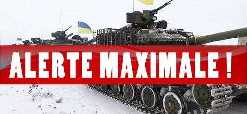 Kiev déploie 90 000 soldats sur le front de la Novorossya