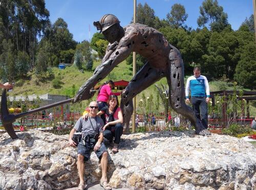 De Bogota à Zipaquira