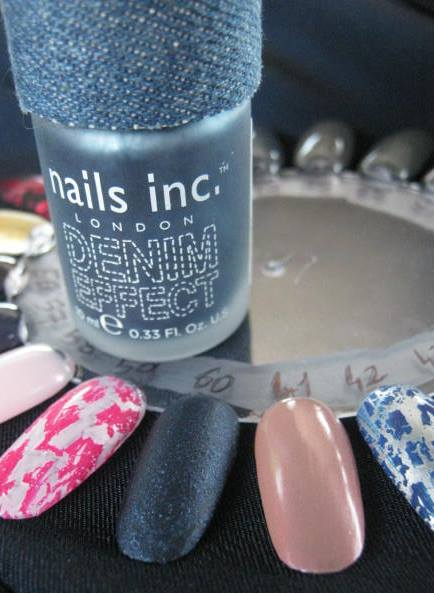 Swatch :  Nails Inc - Bermondsey - n° 233