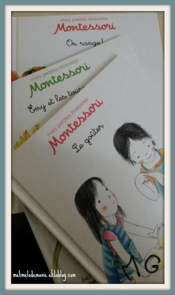 Mes petites histoires Montessori [Chut, les enfants lisent #1 ]