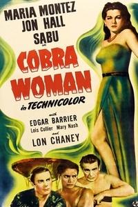 Le Signe du Cobra (1944) : Accompagné de son ami Kado, Ramu part à la rescousse de sa fiancée, Tollea, enlevée le jour de son mariage. Celle-ci est détenue par sa sœur jumelle sur Cobra Island dans le pacifique. ... ----- ...  Date 1944 De Robert Siodmak Avec Jon Hall, Sabu, Maria Montez  Genres Aventure, Drame Nationalité Américain