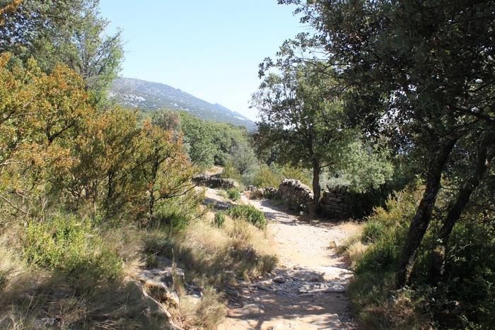 CHETO - VIRGEN DEL CASTILLO - CANYON DU MASCUN EN ARAGON