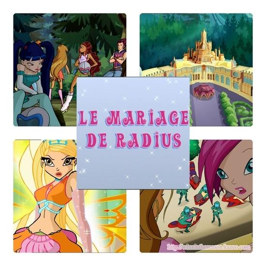 Episode 19 - Le Mariage de Radius