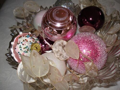 Noël gourmand rose et glacé