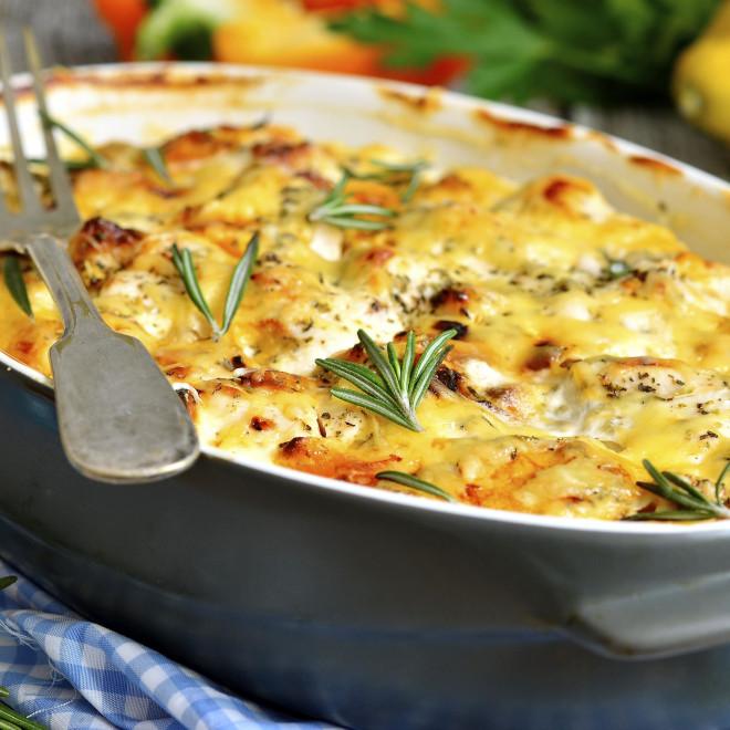 Recette Gratin de légumes à la provençale (facile, rapide)