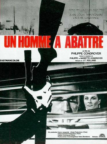 Un homme à abattre, Philippe Condroyer, 1967