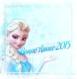 Bonne Année 2015 à tous !