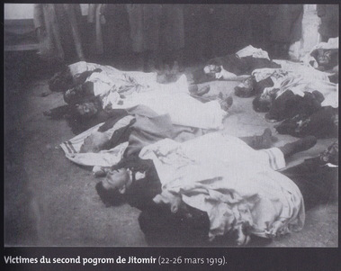 pogrom de Jitomir en 1919