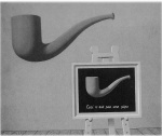 Ceci n'est pas une pipe par Paul MAGRITTE