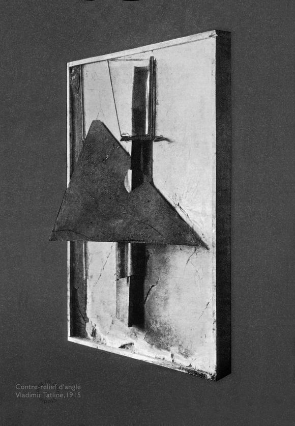 Vladimir Tatlin contre-relief 1914/15