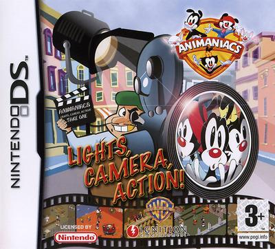 Animaniacs - Lights, Camera, Action! (EU)(M5)