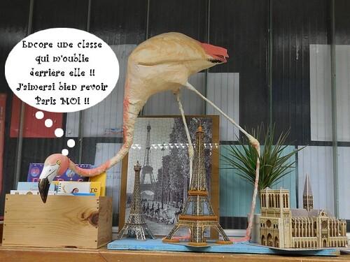 Un nouveau départ à Paris