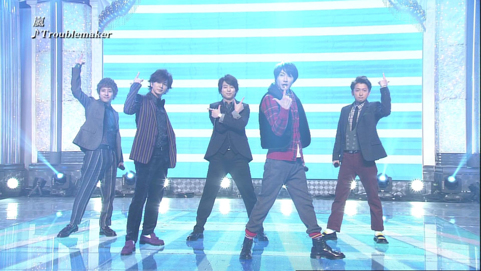 Arashi - J-Music