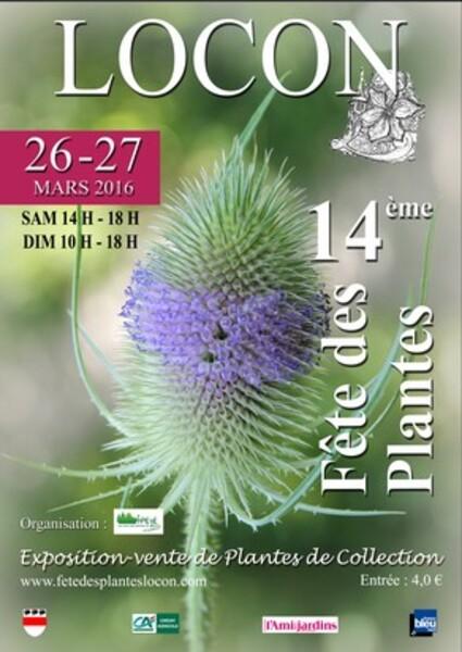 La 14ème fête des plantes de Locon : J-1...