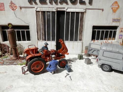 RENAULT GARAGE AGRICOLE