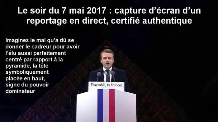France... Incroyable, Macron élu avec 66,06% des suffrages, 666 !