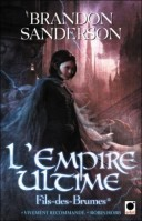 book cover l empire ultime, tome 1 fils-des-brumes 52212