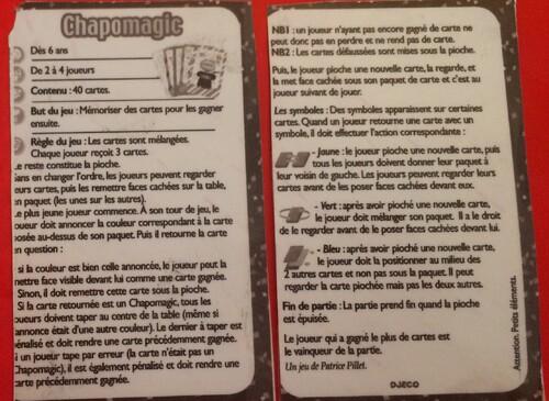 Chapomagic