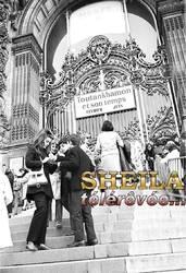 03 septembre 1967 : Sheila et Toutankhamon !