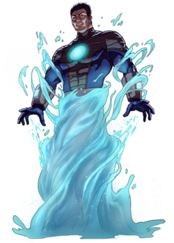 -Hydro-man