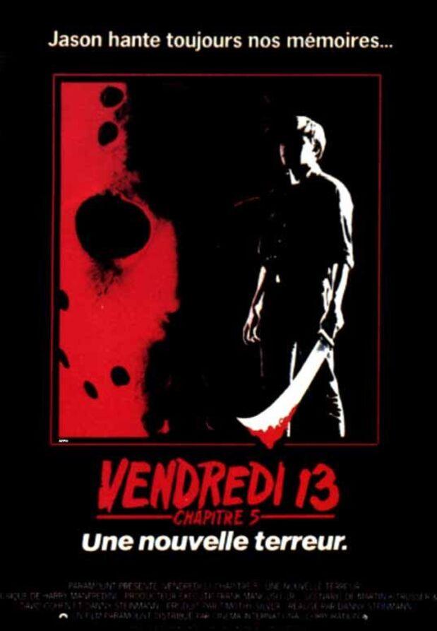 VENDREDI 13 N° 5 UNE NOUVELLE TERREUR