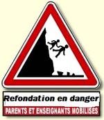 Réforme des rythmes : le nouveau décret va bloquer la refondation !