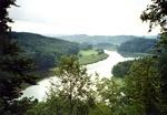 Illerschleife, vom Aussichtspunkt am Rothenstein gesehen