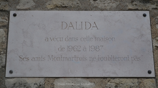 Montmartre : La maison-refuge de Dalida