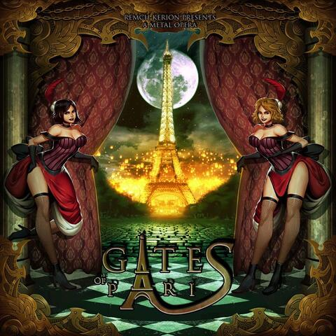 GATES OF PARIS - Les détails du premier album