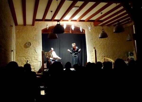 Une soirée contes, danse et musique a eu lieu au fournil des Epis d'Antide...