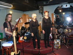 Concert à Montmartre le 31 mai 2012
