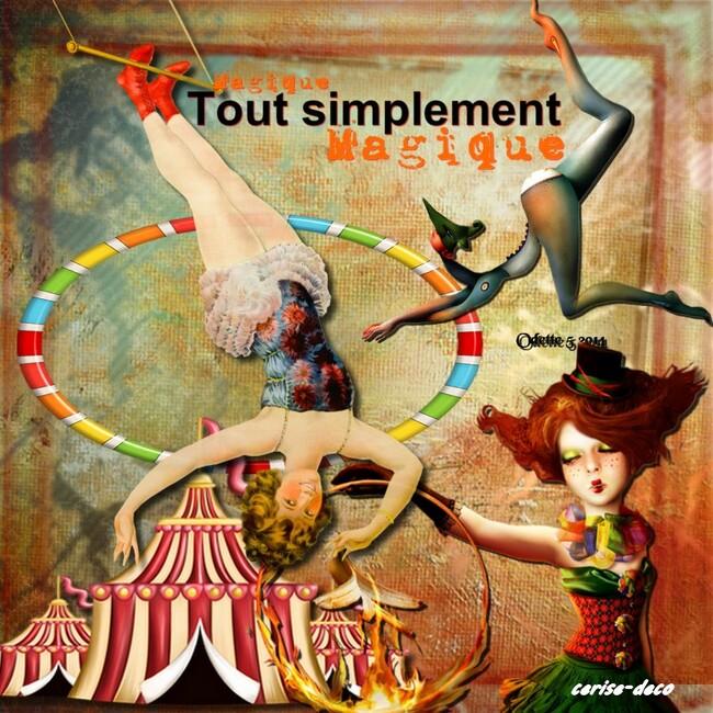 cluster gratuit : jour de fête avec le cirque
