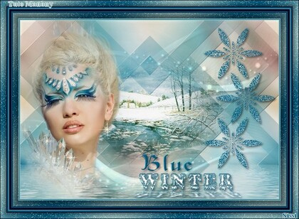 Blue Winter