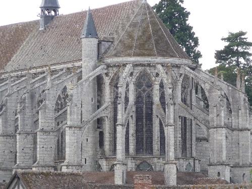 Les 8 et 9 août 2009, week end à Chartres