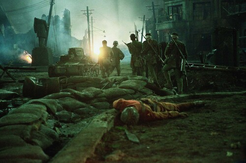"""[ACTUELLEMENT EN DVD & BLU-RAY] RENDEZ-VOUS AVEC LE FILM DE GUERRE SPECTACULAIRE DE L'ANNÉE """"LA BRIGADE DES 800"""""""