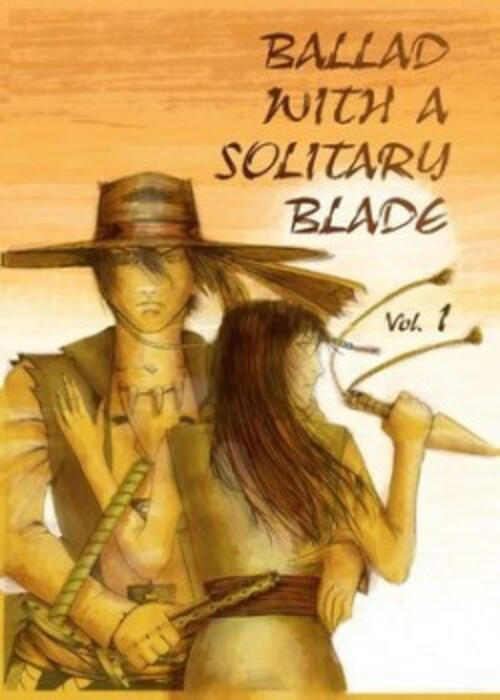 Ballad with a solitary blade T1