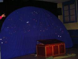 Spectacle Antoine et les étoiles