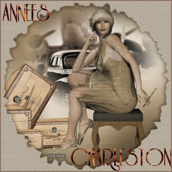 ANNEES CHARLESTON