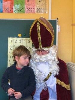 """"""" Grand Saint-Nicolas, viendras-tu chez moi .... """""""