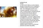 Le lion et le rat (Ésope)